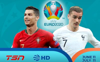 When and How to Watch Euro 2020